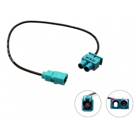 Antenski adapter - Twin Fakra - Fakra