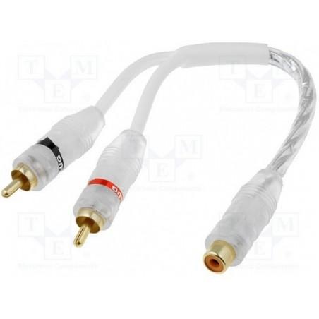 Y - RCA kabel - Basic...