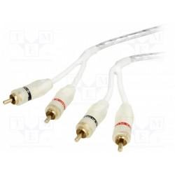RCA kabel - Basic serija - 5m