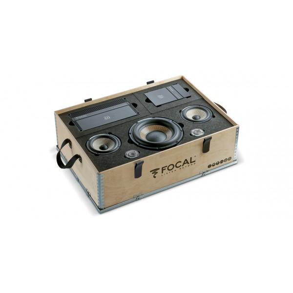 Focal 40th anniversary kit...